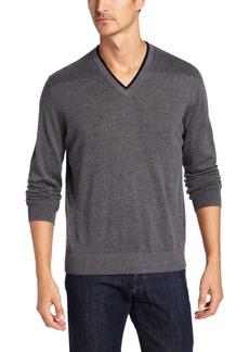 Façonnable Faconnable Men's Cash V-Neck Pullover Sweater