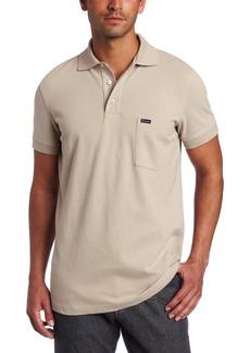 Façonnable Faconnable Men's Short Sleeve Pique Polo