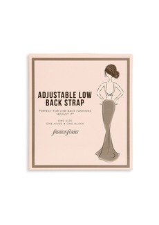 Fashion Forms Adjustable Low Back Straps