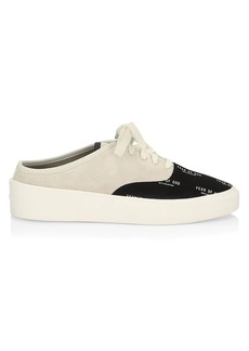 Fear of God Backless Logo Sneakers