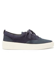 Fear Of God 101 suede-leather trainers