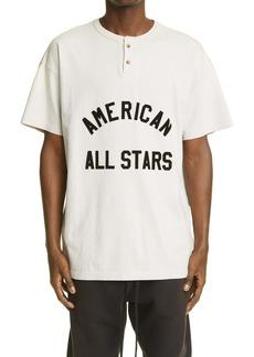 Fear of God American All Stars Henley