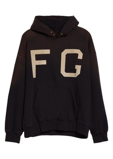 Fear of God Monarch Logo Cotton Hoodie (Nordstrom Exclusive)