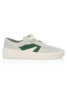 Fear of God Skate Leather Low-Top Sneakers