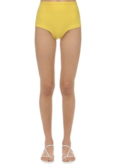 FELLA High Waist Marco Tile Bikini Bottoms