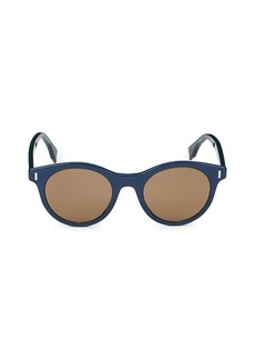 Fendi 50MM Round Sunglasses