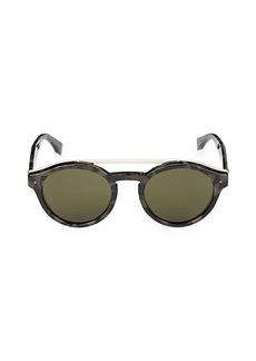 Fendi 51MM Panthos Sunglasses