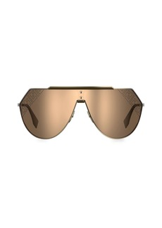 Fendi 99MM Shield Sunglasses