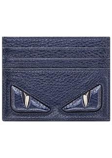 Fendi appliqué card holder