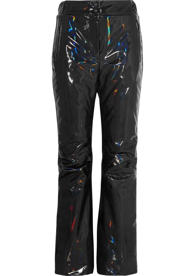 Fendi Appliquéd Holographic Padded Ski Pants