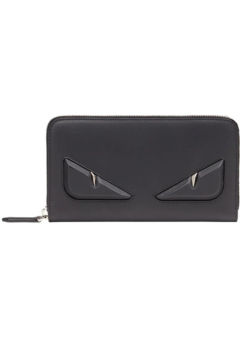 59c20cbcf9 Fendi Bag Bugs-appliqué wallet