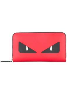 Fendi Bag Bugs-appliqué wallet