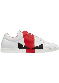 Fendi Bag Bugs colour-block sneakers
