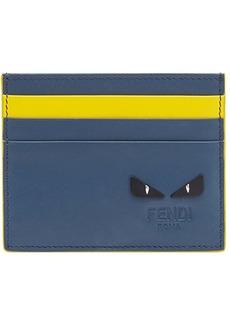 Fendi Bag Bugs contrast cardholder
