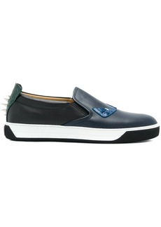 Fendi Bag Bugs slip-on sneakers