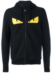 Fendi Bag Bugs zip hoodie