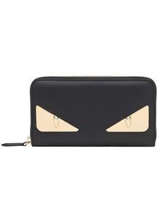 Fendi Bag Bugs zipped wallet