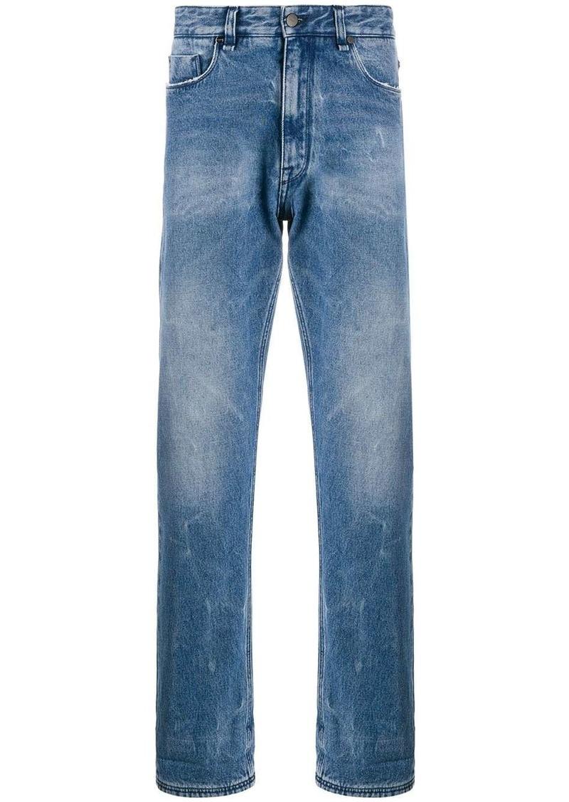 Fendi baggy straight-leg jeans
