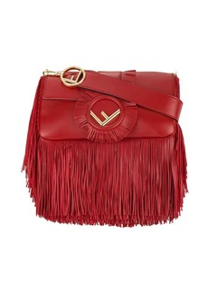 Fendi Baguette fringed shoulder bag