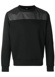 Fendi basic sweatshirt