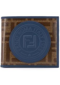 Fendi Double F patch wallet