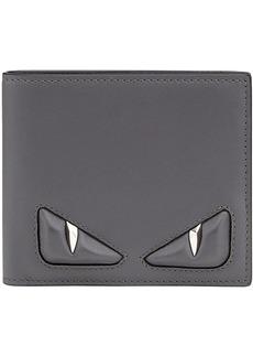 Fendi bi-fold wallet with inlays