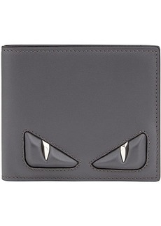 Fendi bi-fold wallet with inlays