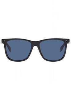 Fendi Black & Blue Square Sunglasses