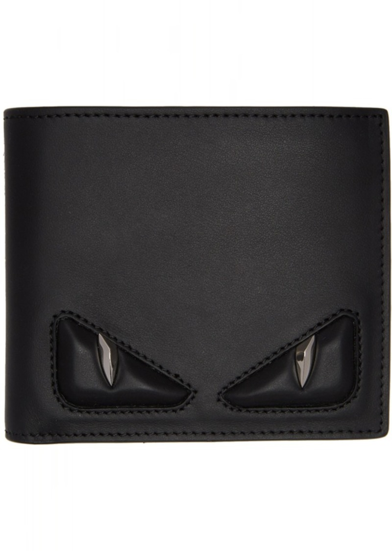 d2547fe135 Black & Silver 'Bag Bugs' Bifold Wallets
