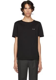 Fendi Black 'I See You' T-Shirt