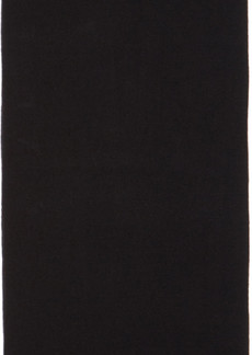 Fendi Black Small 'Bag Bugs' Scarf
