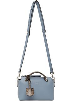 Fendi Blue Mini By The Way Bag