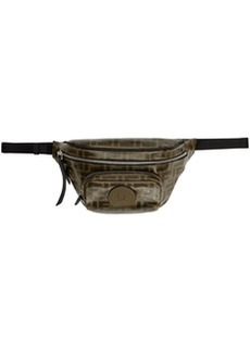 Brown 'Forever Fendi' Belt Bag