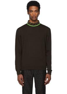 Brown 'Forever Fendi' Sweatshirt