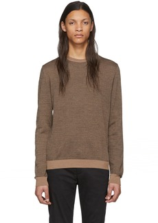 Brown Wool 'Forever Fendi' Sweater