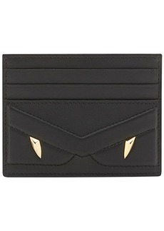 Fendi appliqué card holder