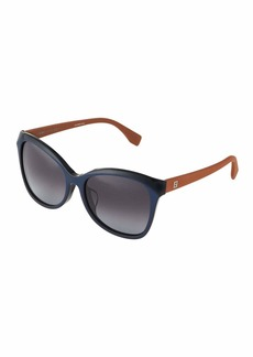 Fendi Butterfly Plastic Sunglasses