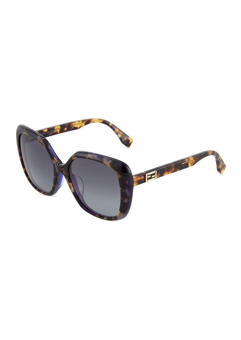 9790cfaddaa Fendi Butterfly Plastic Sunglasses Now  113.40