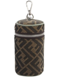 Fendi Canvas Can Holder