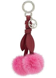 Fendi Cherry bag charm