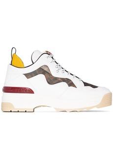 Fendi chunky low-top sneakers