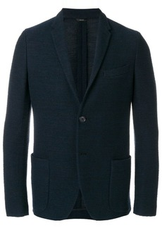 Fendi classic fitted blazer