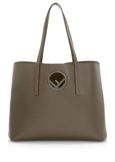 Fendi Classic Leather Shopper