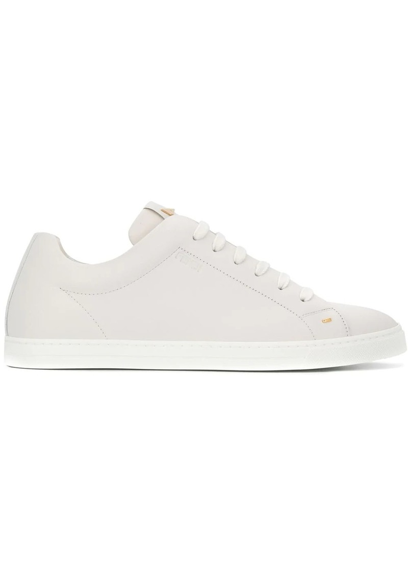 Fendi classic low-top sneakers