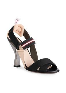 Fendi Colibri Heeled Sandals