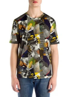 Fendi Cotton Show Print T-Shirt