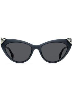 Fendi crystal embellished sunglasses