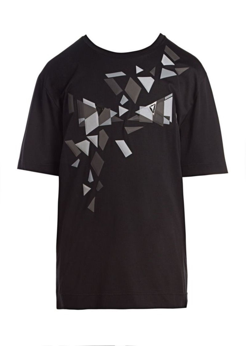 Fendi Cubic Eyes Tee