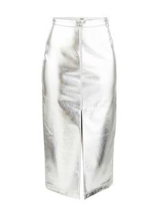 Fendi Denim Skirt