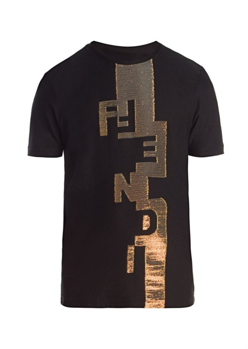 Destructed Fendi Tee